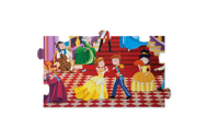PUZZLE GIGANTE —O BAILE DAS PRINCESAS (30  PCS)