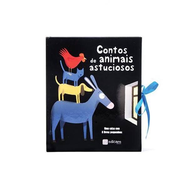 CONTOS DE ANIMAIS ASTUCIOSOS
