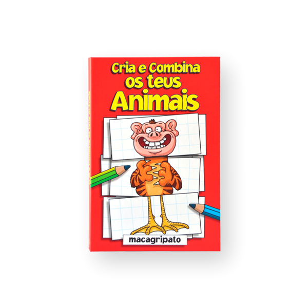CRIA E COMBINA OS TEUS ANIMAIS