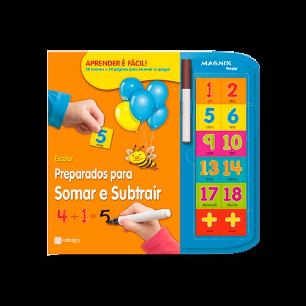 PREPARADOS PARA SOMAR E SUBTRAIR