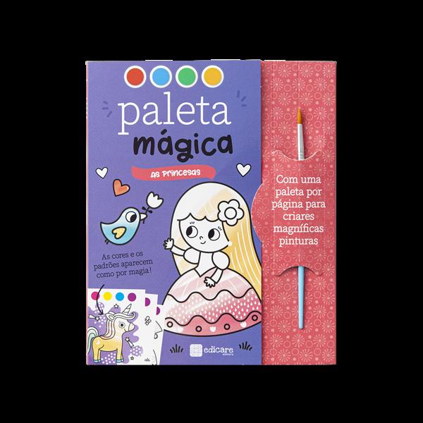 Paleta Mágica - As Princesas
