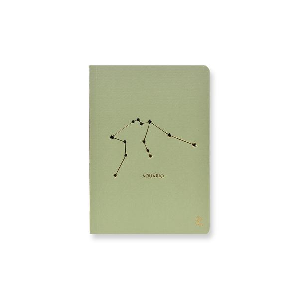 Caderno dos signos — Aquário